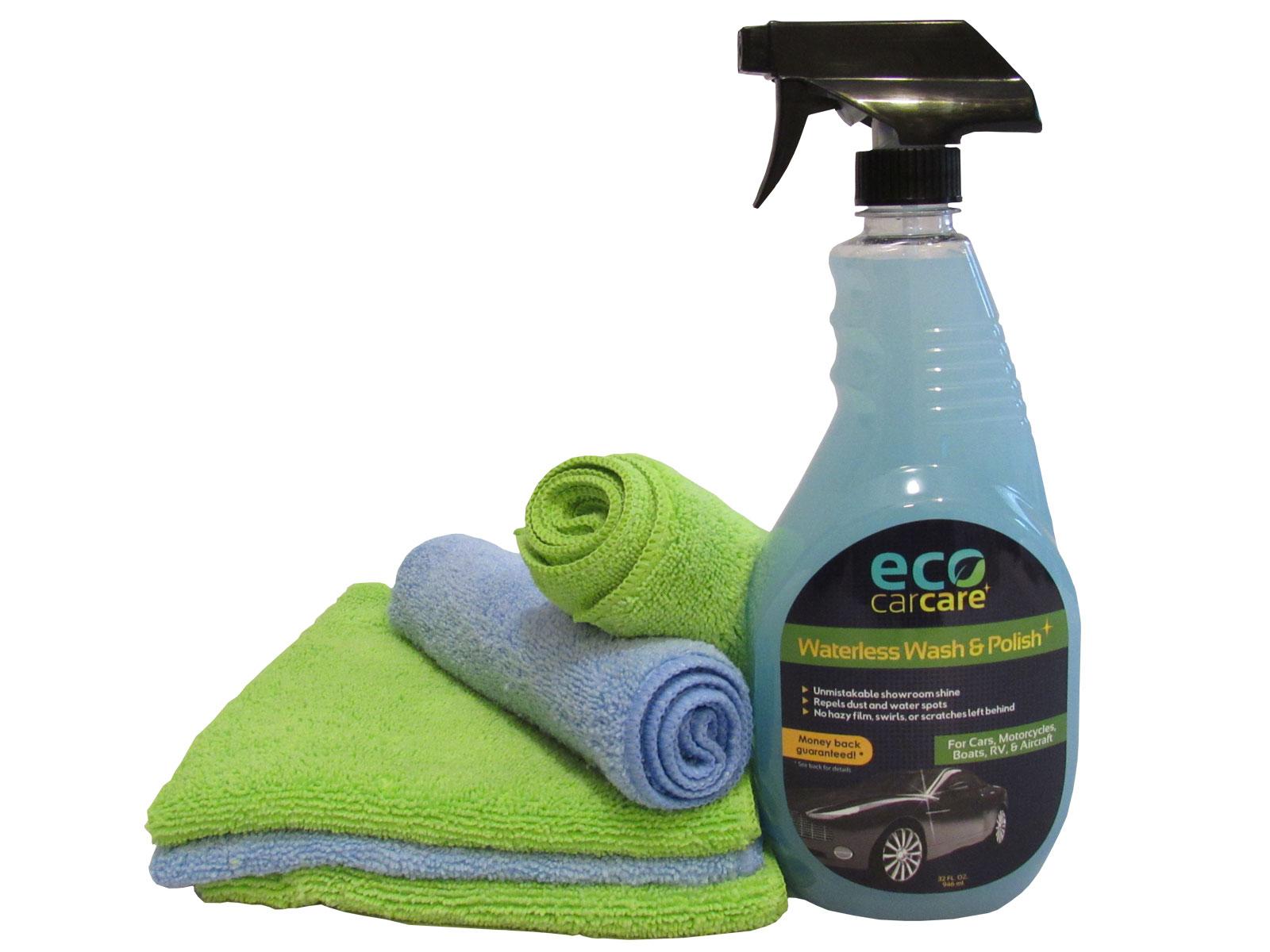 Organic Car Wash Products